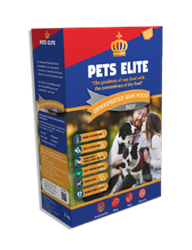 Pets Elite - Beef Dog Food 2Kg