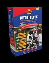 Pets Elite - Dry Dog Food Original 2Kg