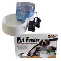 MANGO - 2 IN 1 PET FEEDER / DRINKER
