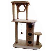 PAWSOME - JUMBO CAT BARREL HOUSE / PLAY PEN - 1550mm