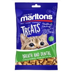 Marltons Healthy Centres Cat Treats - 3 Flavours