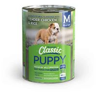 Montego Classic Puppy Chicken 385g