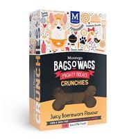 Bag's O' Wags Crunchies Boerewors 1Kg