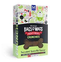 Bag's O' Wags Crunchies Spare-Rib 1Kg