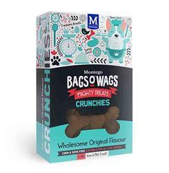 Bag's O' Wags Crunchies Original 1Kg