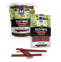 Bag's O' Wags Chewies Beef Bars