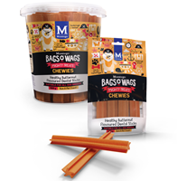 Bag's O' Wags Chewies Dental Sticks