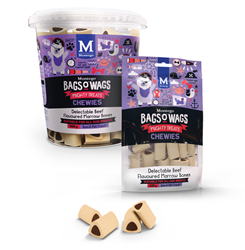 Bags O' Wags - Delectable Beef Flavoured Marrow Bones