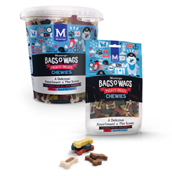 Bags O' Wags Mini Bones Assortment