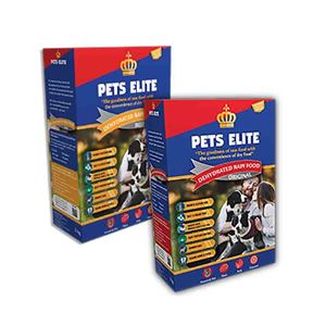 Picture for category Pets Elite Dehydrated Raw Dog Food