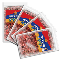 Pets Elite - Frozen Raw Dog Food