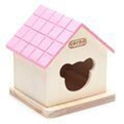 CARNO Wooden Hamster House