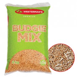 Westerman's - Mixed Budgie Seed
