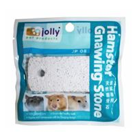JOLLY HAMSTER GNAWING STONE