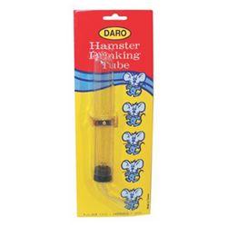 HAMSTER GLASS WATER TUBE METAL CLIP