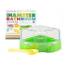 HAMSTER BATHROOM (SML) w/ SIFT SCOOP
