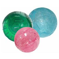 HAMSTER EXERCISE PLAY BALL IN BOX