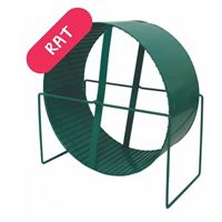 RAT WHEEL-SOLID WHEEL ON STAND 280mm diameter