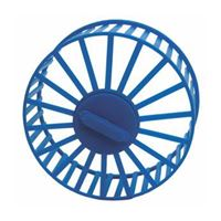 WHEEL HAMSTER WITH CLIP (PLASTIC)(PLHW)