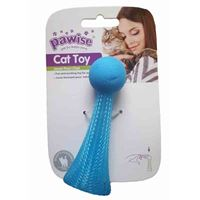 PAWISE - CAT SPRING TOY WITH LIGHT
