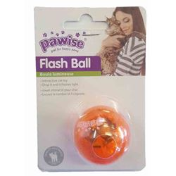 PAWISE - FLASH BALL CAT TOY