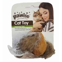 PAWISE - CRAZY EAR MOUSE CAT TOY