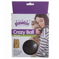 PAWISE - CRAZY BALL CAT TOY