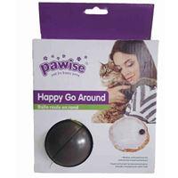 PAWISE - HAPPY GO AROUND CAT TOY