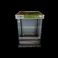 REPTI GLASS TERRARIUM - 30x30x45cm