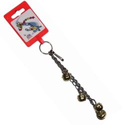 BIRD CHAIN WITH BELLS TOY - SMALL