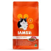 Iams Adult Chicken and Fish Cat Food