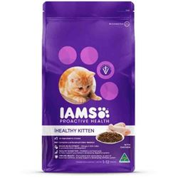 Iams Kitten Dry Cat Food