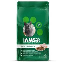 Iams Senior Chicken Cat Food