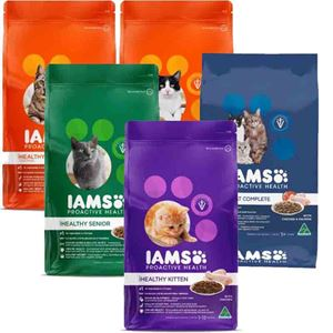 Picture for category Iams Cat Food