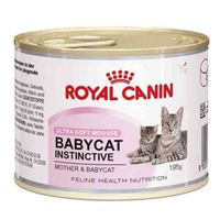 Royal Canin Babycat Instinctive Tin Kitten Wet Cat Food