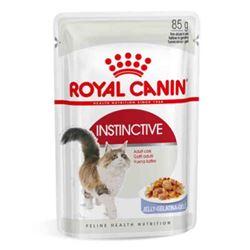 ROYAL CANIN FELINE WET FOOD INSTINCTIVE CHUNKS IN JELLY