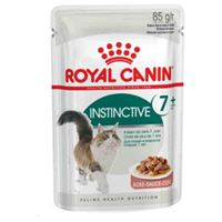 Royal Canin Instinctive Adult Wet Cat Food +7