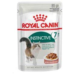 Royal Canin Instinctive Adult Wet Cat Food +7