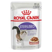 Royal Canin Sterilised Adult Wet Cat Food