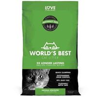Worlds Best Cat Litter ORIGINAL UNSCENTED