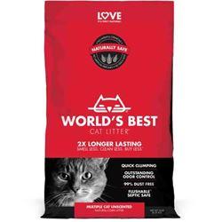 Worlds Best Cat Litter MULTIPLE CAT UNSCENTED