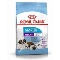 Royal Canin Giant Mother and Babydog Starter Dog Food 15Kg