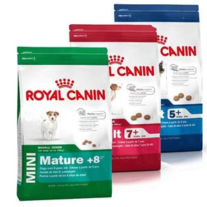Picture for category Royal Canin Mature Range