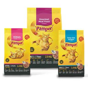 Picture for category Pampers Cat Food
