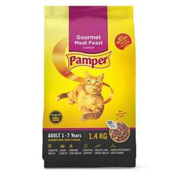 Pampers Gourmet Meat Feast