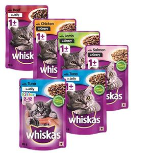 Picture for category Whiskas Wet Food