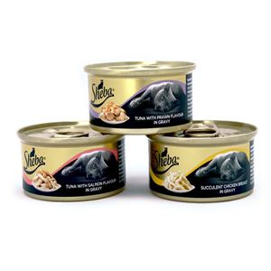 Picture for category Sheba Cat Food