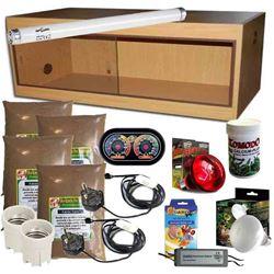 Bearded Dragon 1200 Oak Complete Kit