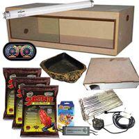 Ball Python Kit Budget 1200
