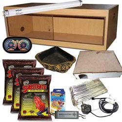 Ball Python Kit Oak 1200